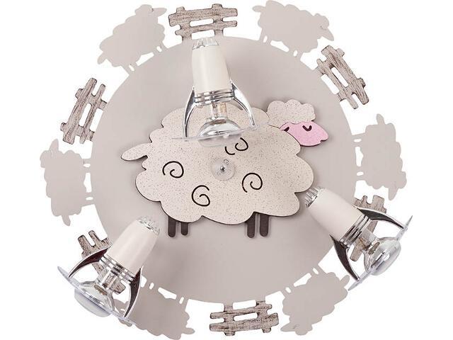 Plafon dziecięcy SHEEP III 4076 Nowodvorski