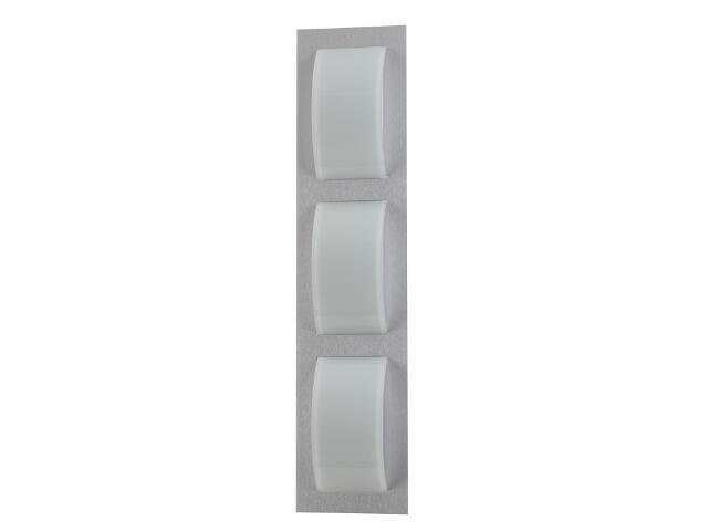 Plafon HIRO srebrny 3 4527 Nowodvorski