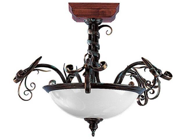 Lampa wisząca GRUBA RURA 3xE27 60W 076APL Aldex