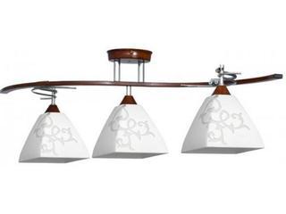 Lampa sufitowa VERA 3xE27 60W 509E1 Aldex