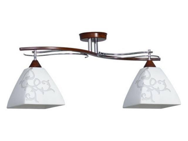 Lampa sufitowa VERA 2xE27 60W 509H Aldex