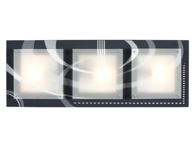 Plafon Artis1 3x40W E27 Sanneli Design