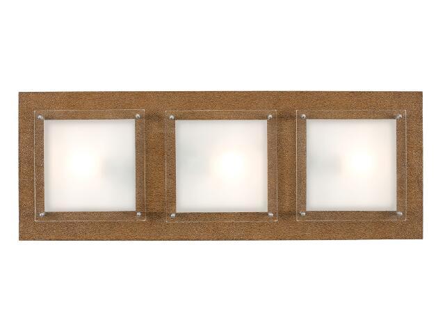 Plafon artis3 3x40W E27 Sanneli Design