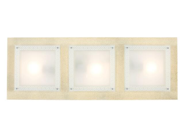 Plafon artis4 3x40W E27 Sanneli Design