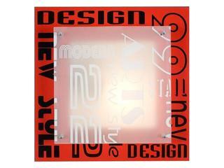 Plafon artis6 2x40W E27 Sanneli Design