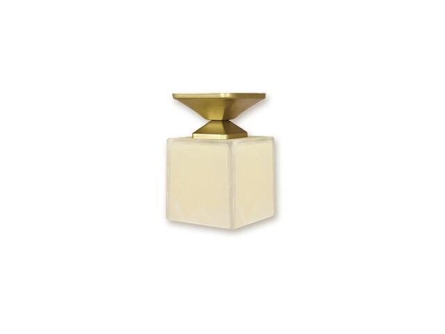 Lampa sufitowa Kostka złoto O1061/W1 ZŁ Lemir