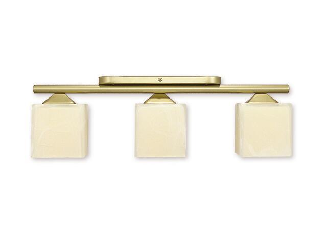 Lampa sufitowa Alfa 3-płomienna złoto 913/W3 ZŁ Lemir