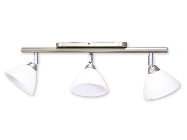 Lampa sufitowa Sigma 3-płomienna satyna 943/W3 SAT Lemir