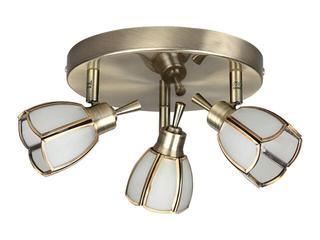 Lampa sufitowa Tifany 3xG9 40W 2230311R Spot-light