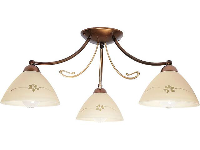 Lampa sufitowa Makao 3xE27 00804 Sigma