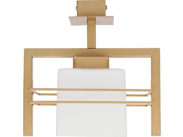 Lampa wisząca Aldo złota 1xE27 07714 Sigma