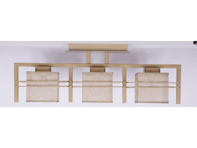 Lampa wisząca Aldo Trend złota 3xE14 07810 Sigma