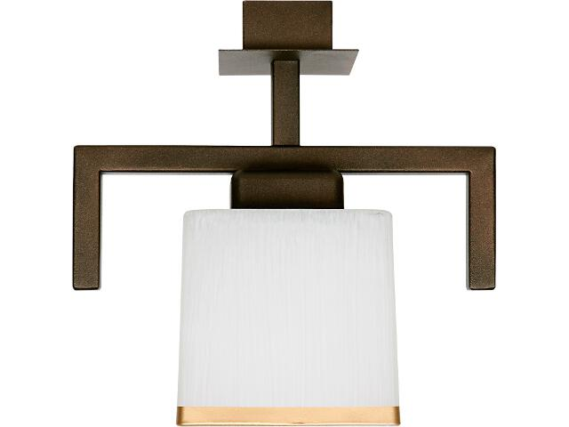 Lampa wisząca Forte brązowa 1xE27 07914 Sigma