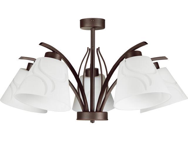 Lampa wisząca Lido 5xE27 07603 Sigma