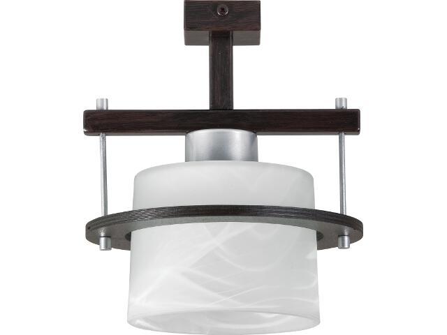 Lampa wisząca Korso wenge 1xE27 11008 Sigma
