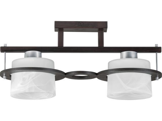 Lampa wisząca Korso wenge 2xE27 11007 Sigma