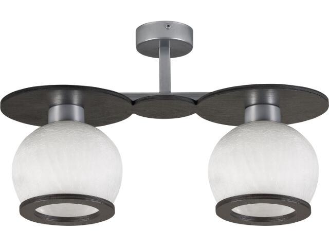 Lampa wisząca Rio 2xE27 11705 Sigma