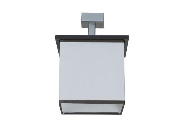Lampa wisząca Elen biała 1xE27 12311 Sigma