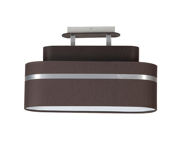 Lampa wisząca Largo wenge 2xE27 12207 Sigma