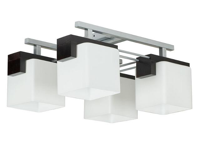Lampa wisząca Tito biała 4xE27 12609 Sigma
