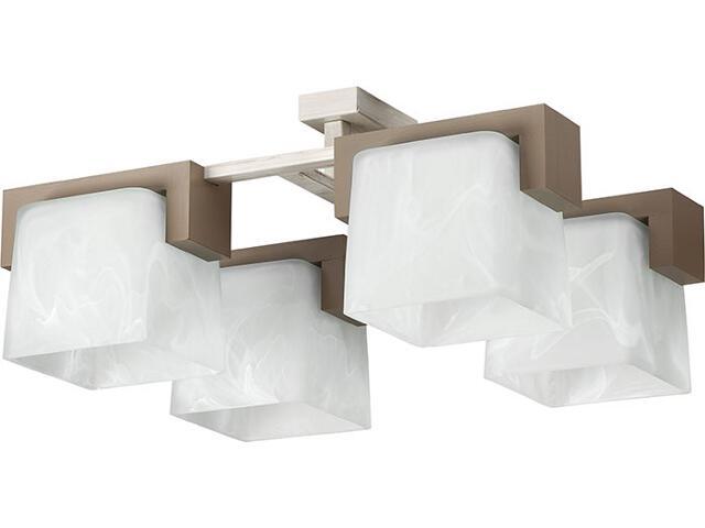 Lampa wisząca Fido beżowa 4xE27 12510 Sigma