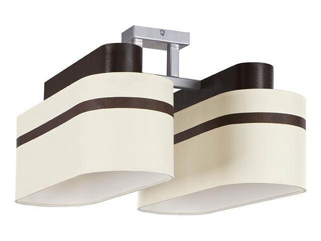 Lampa wisząca Largo kremowa 4xE27 12216 Sigma