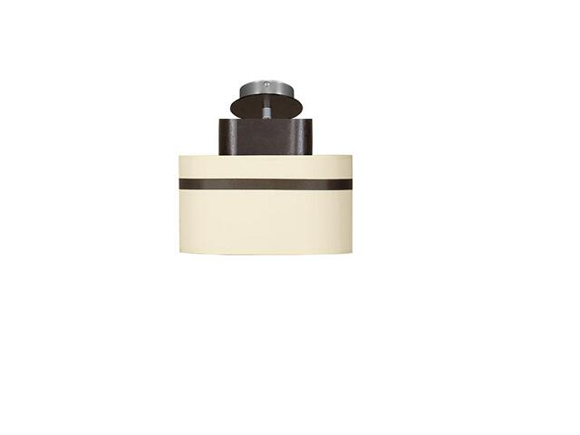 Lampa wisząca Largo kremowa 1xE27 12219 Sigma