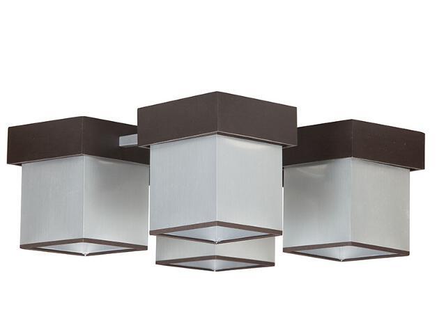Lampa wisząca Silver 4xE27 13605 Sigma