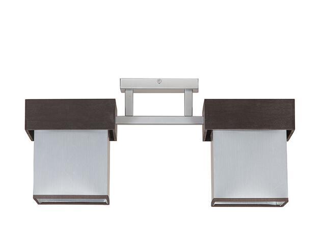 Lampa wisząca Silver 2xE27 13607 Sigma