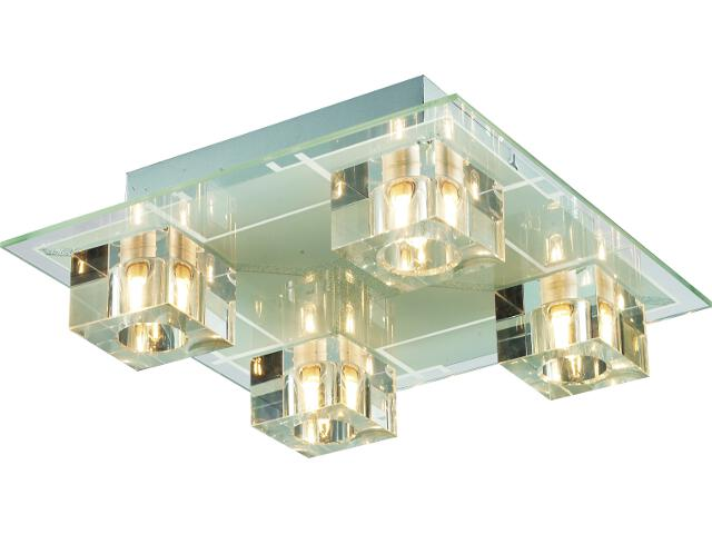 Lampa sufitowa Monet 4xG9 42W 994200-4 Reality