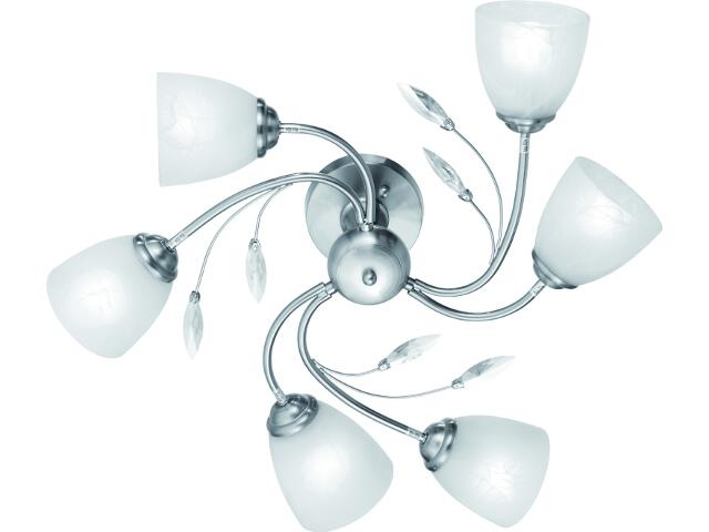 Lampa sufitowa Leara 6xE14 40W C997122-6RT Reality