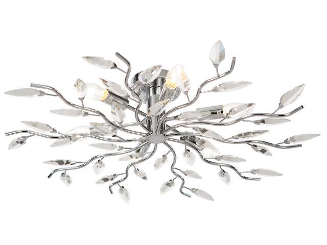 Lampa sufitowa Flora 6xE14 40W 997070-6 Reality