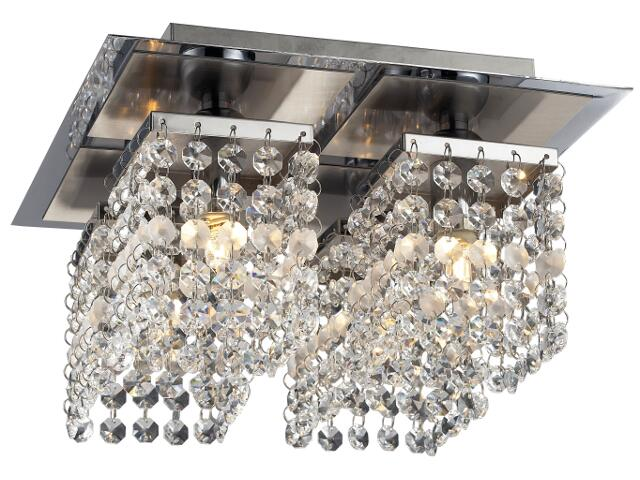 Plafon Kristall 4xG9 40W 88095-4 Reality
