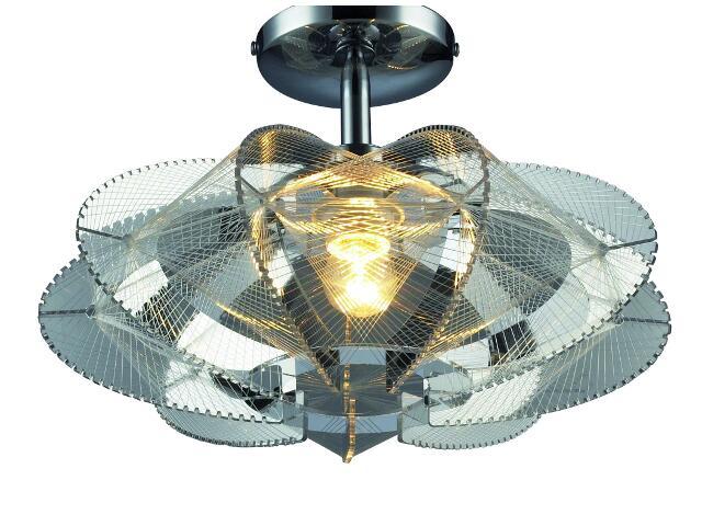 Lampa wisząca Wire 1xE27 60W 998072 Reality
