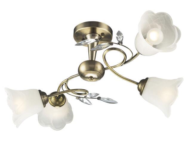 Lampa sufitowa Romantica 4xE14 40W 997109-4 Reality