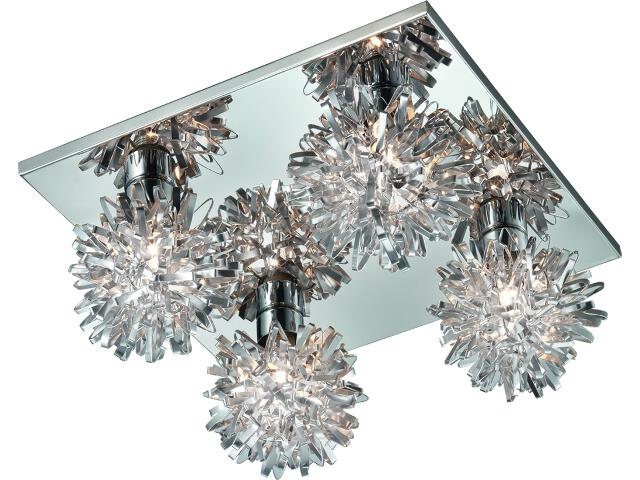 Lampa sufitowa Ally 4xG9 40W 998077-4 Reality