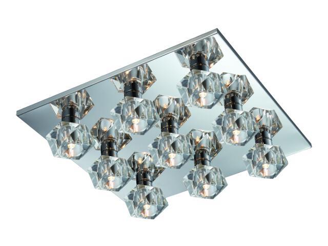 Lampa sufitowa Ice Hexa 9xG9 29W 40802-9 Reality