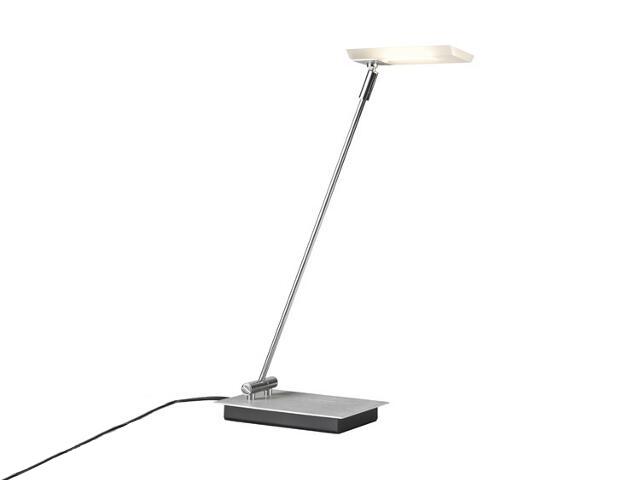 Lampa biurkowa Slice LED 4,3W Alu Paulmann