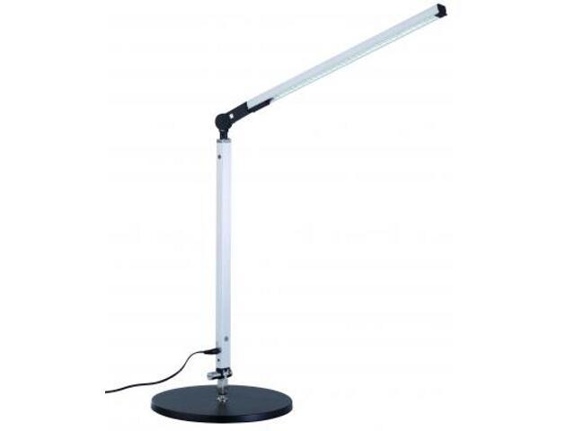 Lampa biurkowa Flex LED 12V aluminium Paulmann