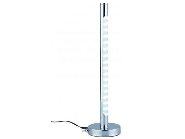 Lampa biurkowa Tower LED 12V chrom Paulmann