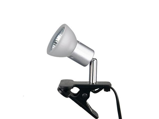 Lampa biurkowa Clampspot 1xGU10 35W 2969016P Spot-light