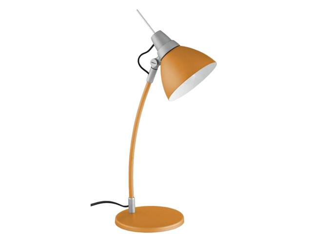 Lampa biurkowa Jenny 1x40W E14 orange 92604/07 Brilliant