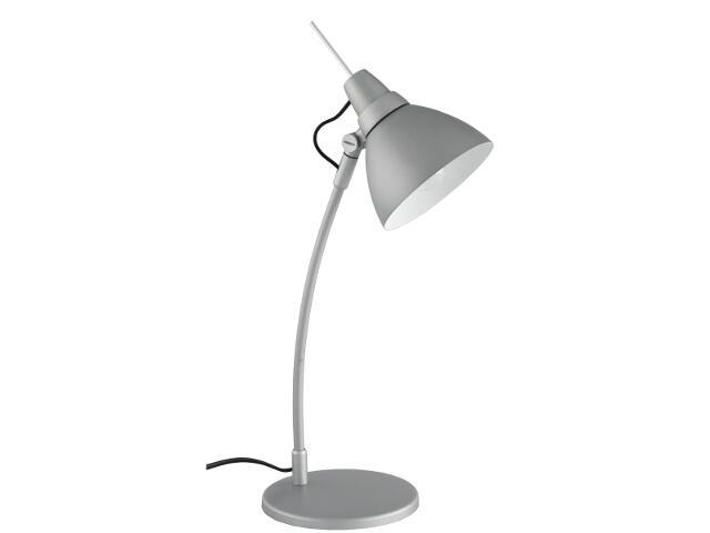 Lampa biurkowa Jenny 1x40W E14 titanium 92604/11 Brilliant