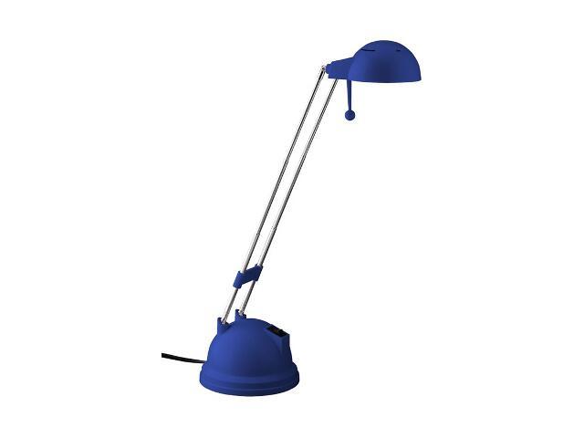 Lampa biurkowa Salsa 1x20W G4 blue G08048/03 Brilliant