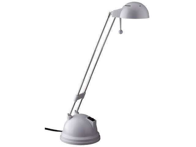 Lampa biurkowa Salsa 1x20W G4 grey G08048/22 Brilliant