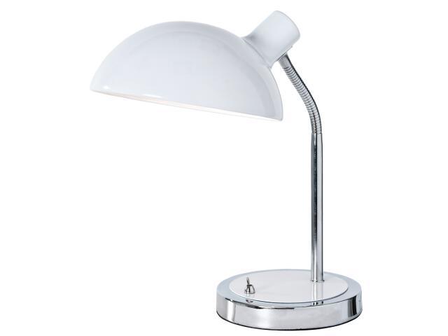 Lampa biurkowa Retro E14 40W 53680107 Reality