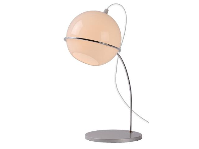 Lampa biurkowa Amy 1x40W E14 white 18615/01/31 Lucide