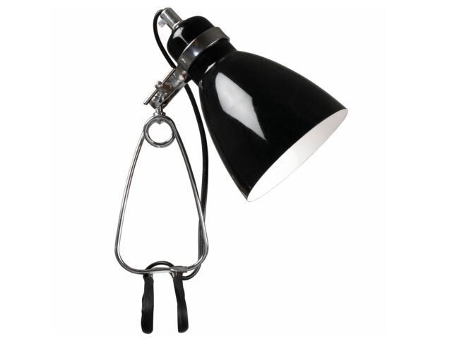 Lampa biurkowa Cyclone 1xE14 40W z klipsem 73072003 Reality