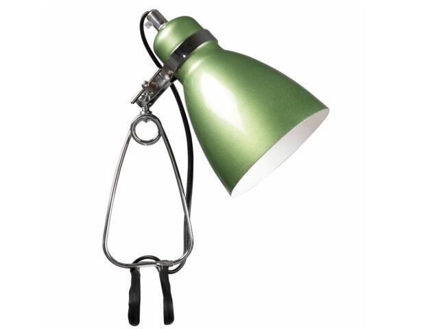Lampa biurkowa Cyclone 1xE14 40W z klipsem 73072023 Reality