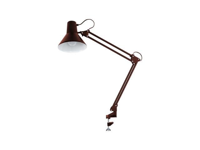 Lampa biurkowa STUDENT brązowa 002/17 Nowodvorski